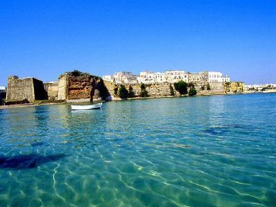 house in the historic center of Otranto just 150 meters from the sea - Image 1 - Otranto - rentals