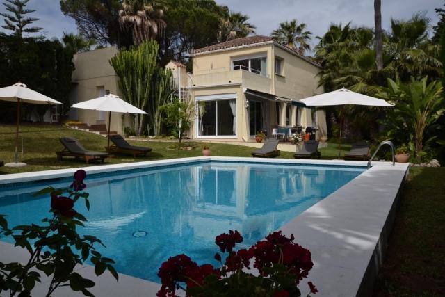 Villa General - Image 1 - Marbella - rentals