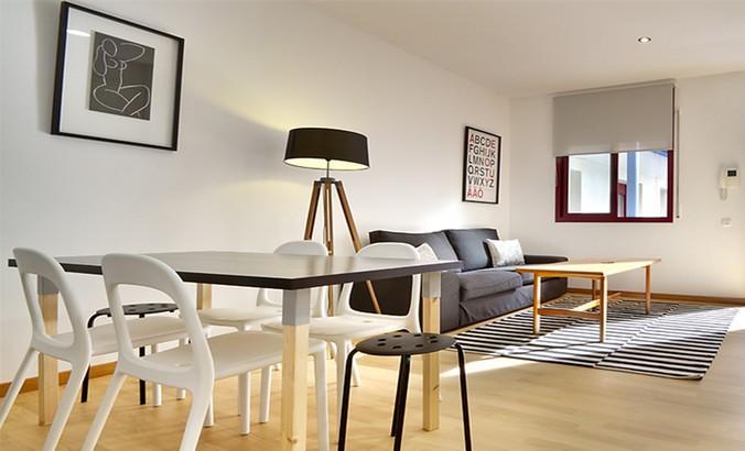 PLAZA REAL GOTICO 09:2BR/1BA - Image 1 - Barcelona - rentals
