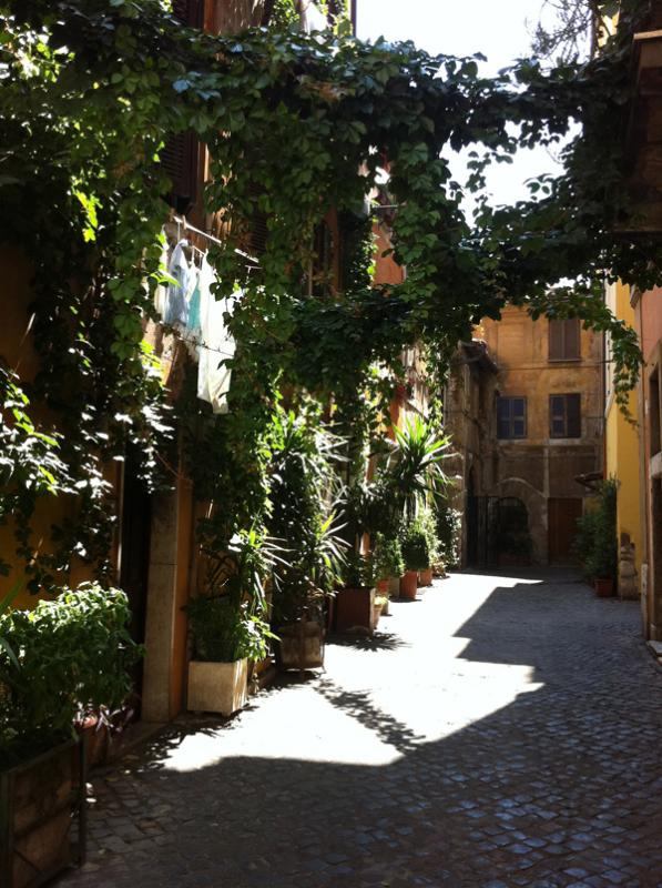 The characteristic, ancient little street - Charm in the Heart of Historic Rome - Rome - rentals