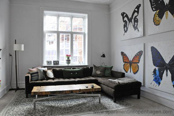 Center - Close To Nyhavn - 388 - Image 1 - Copenhagen - rentals