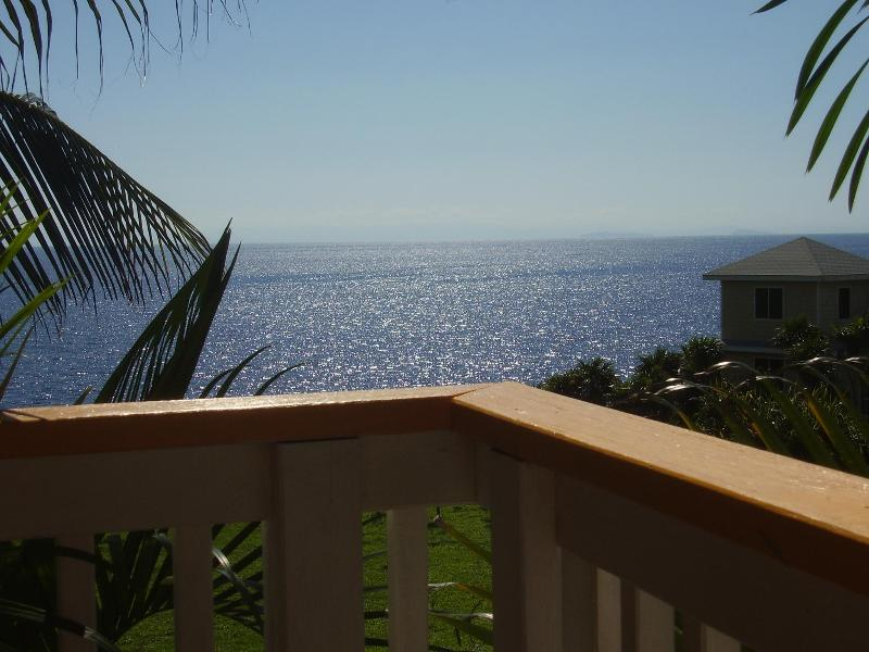 View from Front Deck - Roatan Vacation Home with Amazing Ocean Views - Honduras - rentals