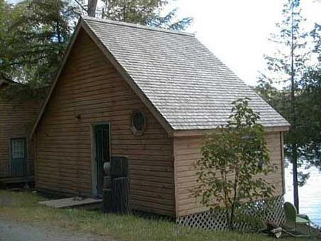Cabin #4 'Cathedral' - Image 1 - Barnet - rentals