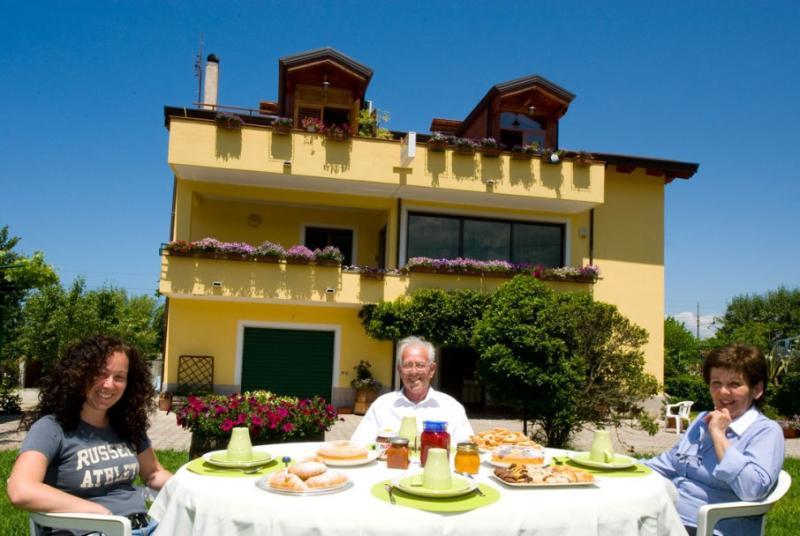 esterno/giardino - Vacanze Tra Mare Natura E Archeologia - Agropoli - rentals