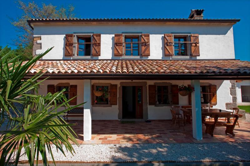 Villa outside - Glavini - magical organic estate with 3ha of land - Istria - rentals
