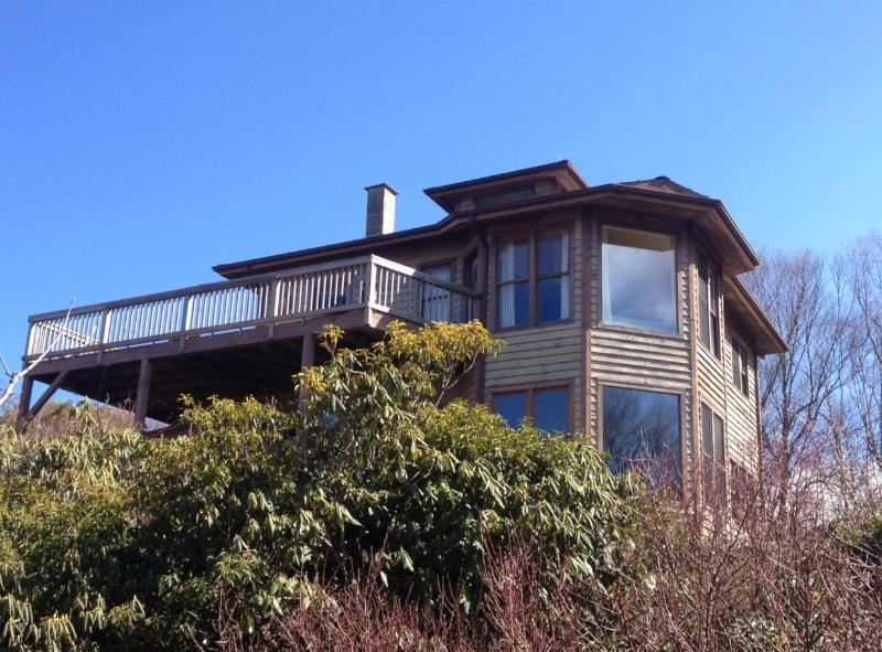 Water Rock Retreat in the Great Smoky Mountains - Image 1 - Cherokee - rentals