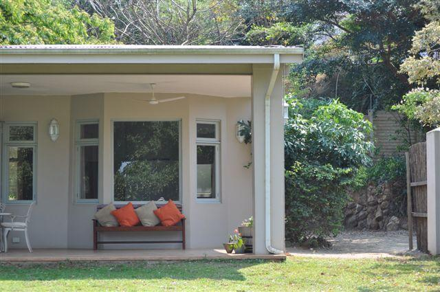 Nguni Verandah - Nguni Cottage - Mtunzini - rentals