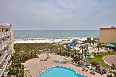 DESTIN WEST BEACH RESORT #609 -1Br/2Ba -Sleeps 6 - Image 1 - Fort Walton Beach - rentals