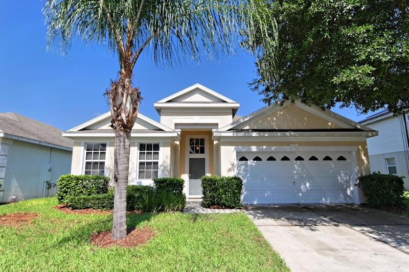 WP04JJK/2256- Mickey's Holiday - Image 1 - Kissimmee - rentals