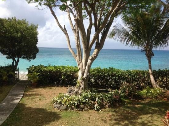 Beach View from Belle Mer - Belle Mer - U.S. Virgin Islands - rentals