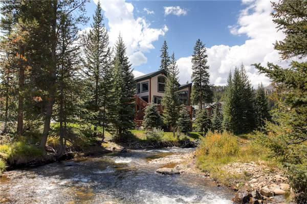 Invitingly Furnished Breckenridge 3 Bedroom Free shuttle to lift - 40TRA - Image 1 - Breckenridge - rentals