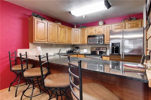 Kitchen - CIM901 - Breckenridge - rentals