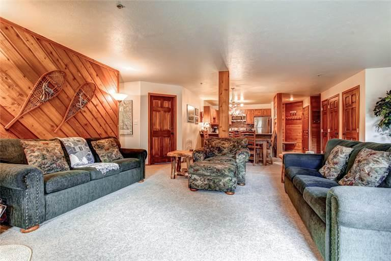 Economic Breckenridge 1 Bedroom Walk to lift - C209B - Image 1 - Breckenridge - rentals