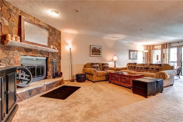 Cimarron #205 - Image 1 - Breckenridge - rentals