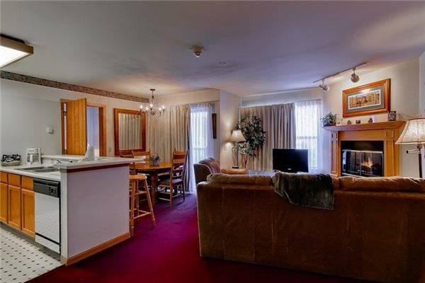 River Mountain Lodge #E225F - Image 1 - Breckenridge - rentals
