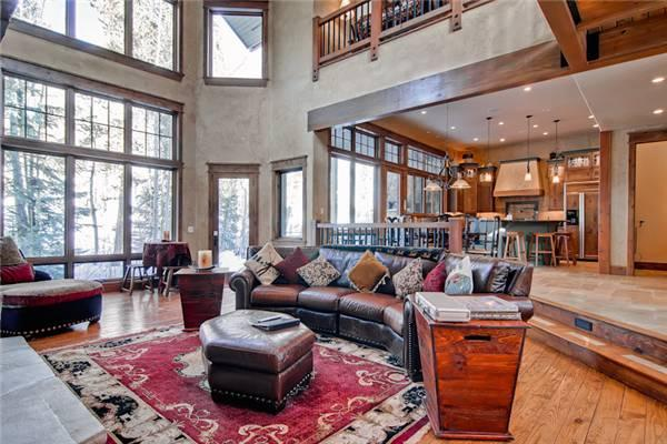Beautifully Appointed Breckenridge 4 Bedroom Free shuttle to lift - HOPE - Image 1 - Breckenridge - rentals
