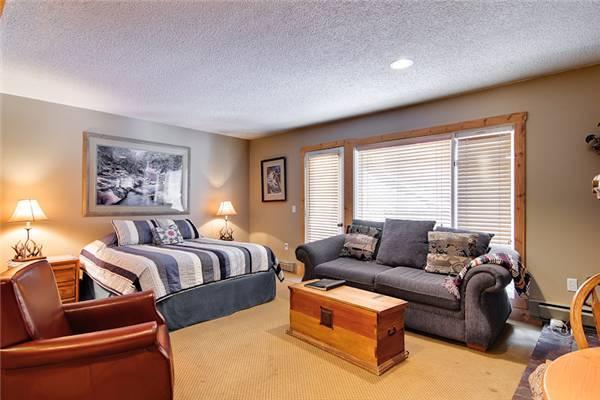 Living Area - DS801 - Breckenridge - rentals
