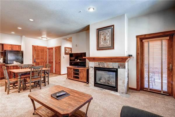 Affordably Priced Breckenridge 1 Bedroom Walk to lift - M1405 - Image 1 - Breckenridge - rentals