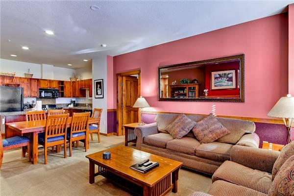 Convenient Breckenridge 2 Bedroom Walk to lift - M1410 - Image 1 - Breckenridge - rentals
