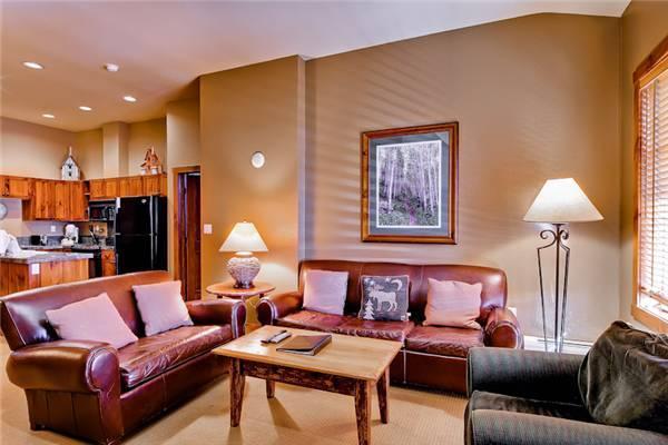Convenient Breckenridge 3 Bedroom Walk to lift - M1501 - Image 1 - Breckenridge - rentals
