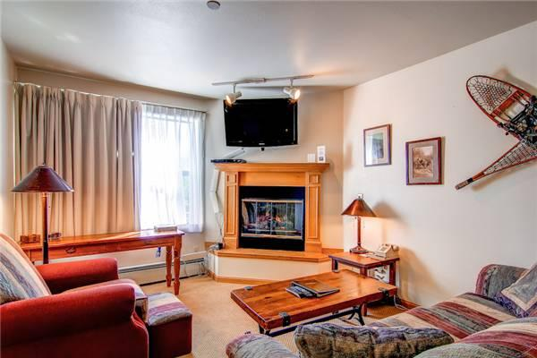 River Mountain Lodge #E116 - Image 1 - Breckenridge - rentals