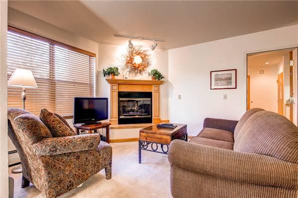 River Mountain Lodge #E118 - Image 1 - Breckenridge - rentals