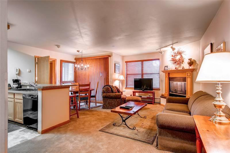 River Mountain Lodge #E122 - Image 1 - Breckenridge - rentals
