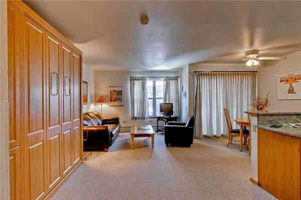 River Mountain Lodge #E203 - Image 1 - Breckenridge - rentals