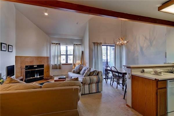 River Mountain Lodge #E211 - Image 1 - Breckenridge - rentals
