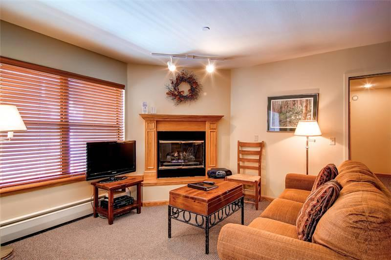 River Mountain Lodge #E215 - Image 1 - Breckenridge - rentals