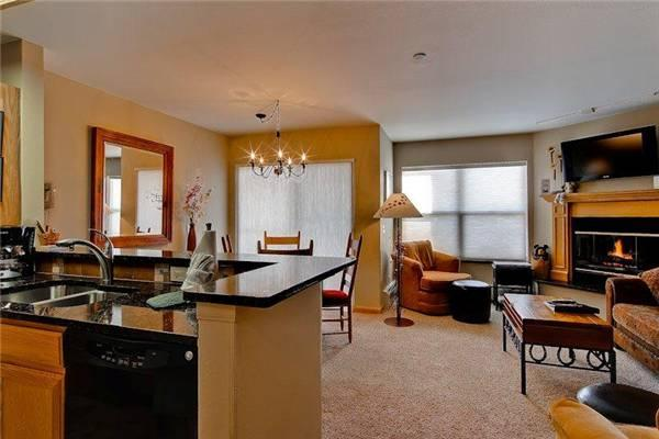 River Mountain Lodge #E223 - Image 1 - Breckenridge - rentals