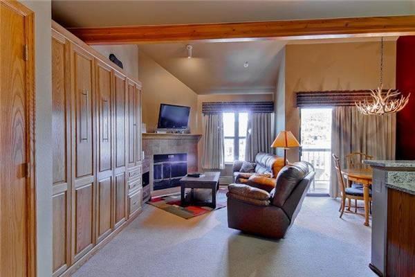 River Mountain Lodge #E302 - Image 1 - Breckenridge - rentals