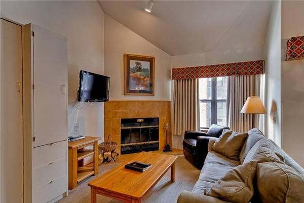 Adorable Breckenridge Studio Ski-in - RE303 - Image 1 - Breckenridge - rentals