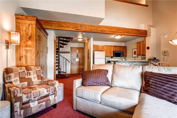 Adorable Breckenridge Studio Ski-in - RE304 - Image 1 - Breckenridge - rentals