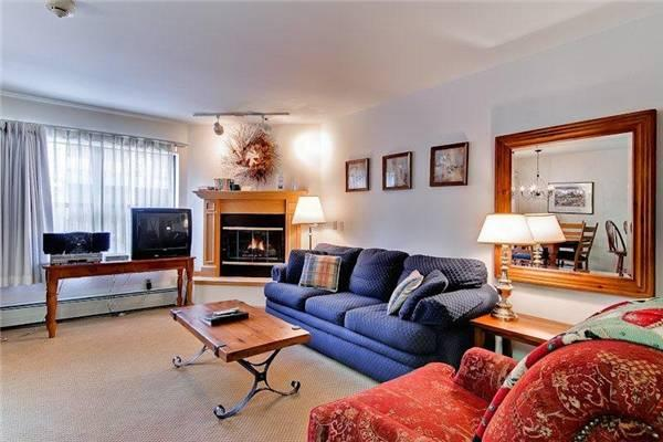 Adorable Breckenridge 1 Bedroom Ski-in - RE314 - Image 1 - Breckenridge - rentals