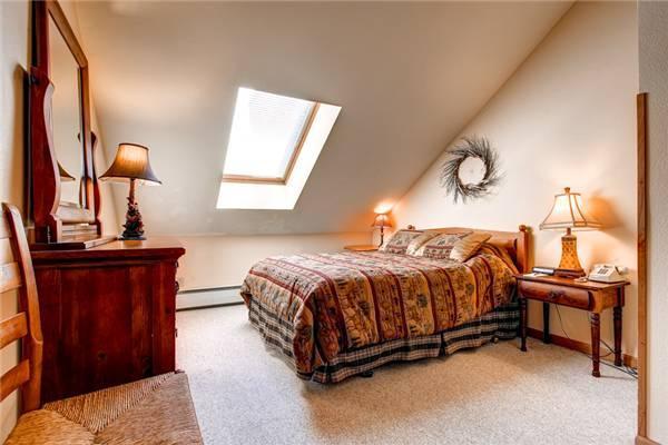 Bedroom - RM323E - Breckenridge - rentals
