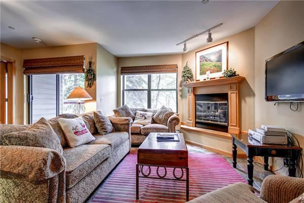 River Mountain Lodge #W105 - Image 1 - Breckenridge - rentals