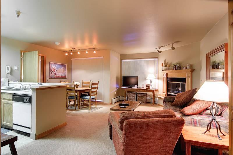 River Mountain Lodge #W109 - Image 1 - Breckenridge - rentals