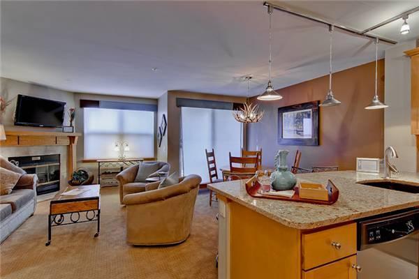 River Mountain Lodge #W206 - Image 1 - Breckenridge - rentals