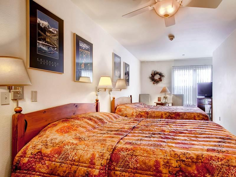 Bedroom - RMB612W - Breckenridge - rentals