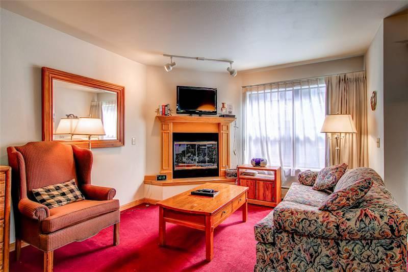 River Mountain Lodge #W220 - Image 1 - Breckenridge - rentals