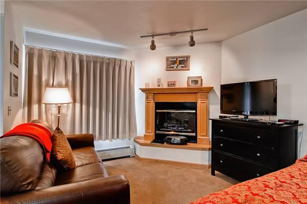 Beautiful Breckenridge Studio Ski-in - RW221 - Image 1 - Breckenridge - rentals