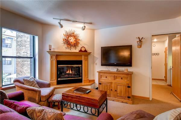 River Mountain Lodge #W226 - Image 1 - Breckenridge - rentals