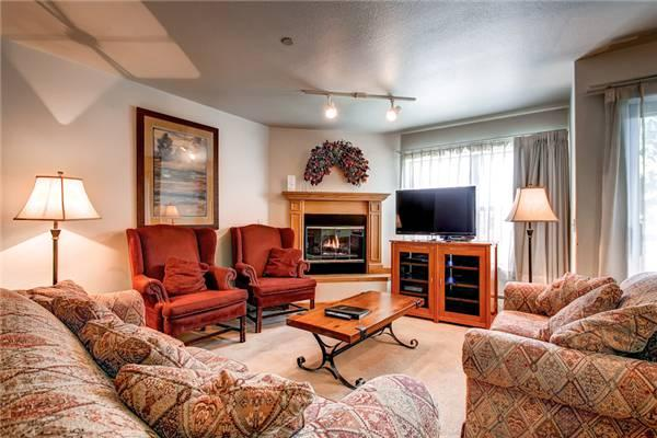 Lovely Breckenridge 4 Bedroom Ski-in - RW312 - Image 1 - Breckenridge - rentals
