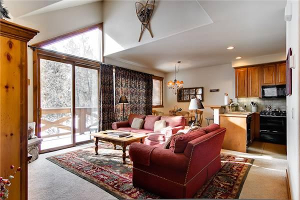 Charming Breckenridge 3 Bedroom Ski-in - SWB35 - Image 1 - Breckenridge - rentals