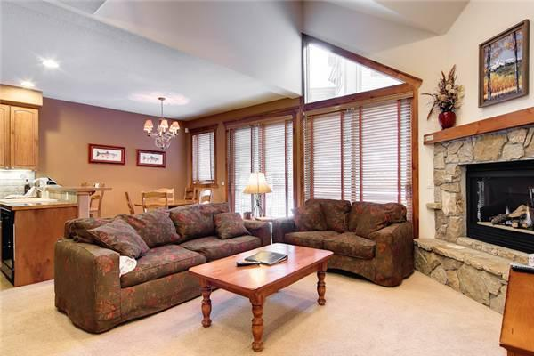 Affordably Priced Breckenridge 3 Bedroom Ski-in - SWI41 - Image 1 - Breckenridge - rentals
