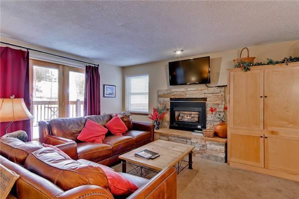 Affordably Priced Breckenridge 2 Bedroom Ski-in - TA1C - Image 1 - Breckenridge - rentals