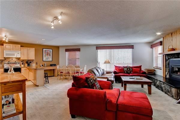 Affordably Priced Breckenridge 2 Bedroom Ski-in - TA2C - Image 1 - Breckenridge - rentals