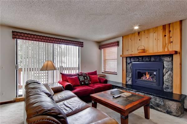 Living Room - TIC2A - Breckenridge - rentals