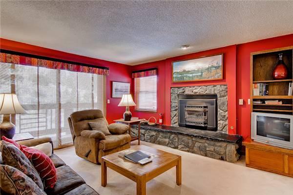 Convenient Breckenridge 2 Bedroom Ski-in - TA2D - Image 1 - Breckenridge - rentals
